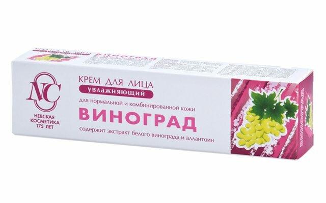 Крем для лица Невская косметика: состав